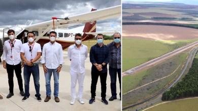 Photo of #Chapada: Mucugê terá voos comerciais direto de Salvador a partir de meados de junho; Setur intermediou negociações