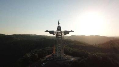 Photo of #Brasil: Estátua de R$2 milhões no município gaúcho de Encantado supera o Cristo Redentor do Rio de Janeiro