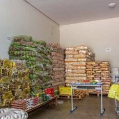 entrega de cestas básicas em Seabra - foto divulgação3