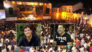 Photo of #Chapada: Jorge Vercillo e Adelmo Casé são as atrações de abertura do Festival de Lençóis; confira vídeo aqui