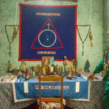 A religião surgiu na Chapada Diamantina em meados do século XIX | FOTO: Divulgação |