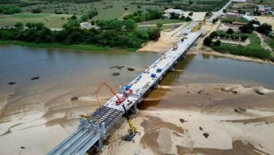 Photo of #Chapada: Obras da ponte entre Barra e Xique-Xique estão avançadas e beneficiarão mais de 2 milhões de pessoas