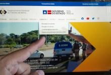 Photo of #Bahia: Detran disponibiliza consulta de débitos do licenciamento e localização de veículo removido em blitz