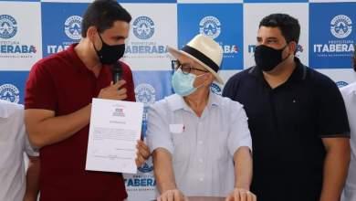 Photo of #Chapada: Prefeito de Itaberaba recebe secretário e anuncia mais R$4 milhões em investimentos para agricultura