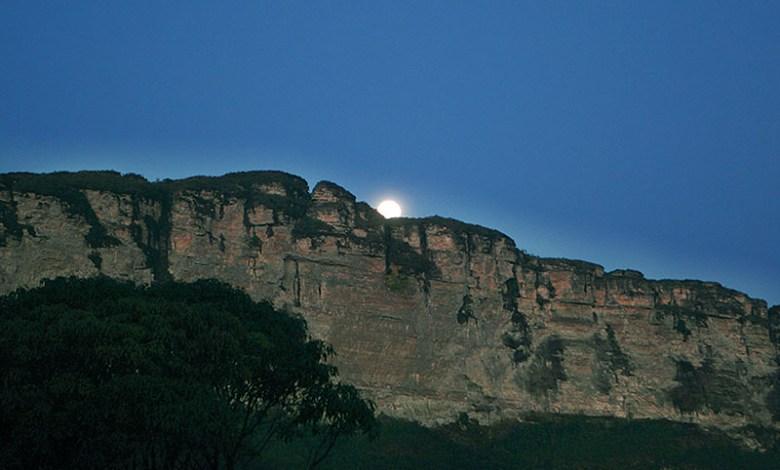 Photo of #Chapada: Eclipse com 'superlua' será visível para os municípios da região chapadeira na manhã desta quarta