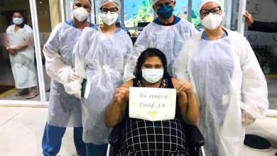 Photo of #Chapada: Moradora de Utinga se recupera da covid após 23 dias internada; município tem 122 casos ativos da doença