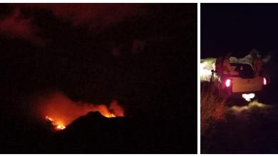 Photo of #Chapada: Incêndio florestal de grande proporção consome área entre a Pedra Redonda e o Gerais do Palmital em Mucugê; veja vídeos e fotos