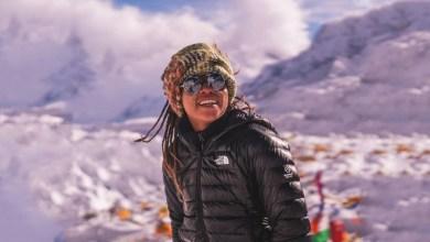 Photo of #Brasil: Aretha Duarte é a primeira brasileira negra latino-americana a conquistar o Monte Everest