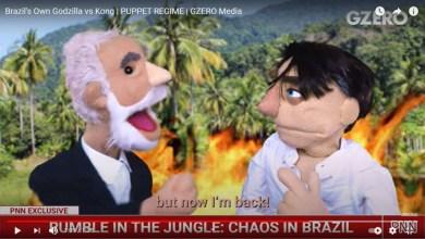 """Photo of #Vídeo: Programa de animação americano faz sátira com Bolsonaro que só teme seu pior inimigo: """"Lula"""""""