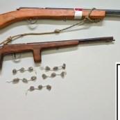 armas apreendidas em Itaetê e Andaraí 3
