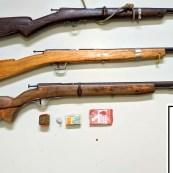 armas apreendidas em Itaetê e Andaraí 4