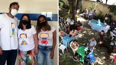 Photo of #Chapada: Caps dois de Itaberaba comemora 19 anos com confraternização restrita devido à pandemia de covid