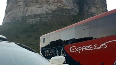 Photo of #Chapada: Passageiro de ônibus é preso pela PRF com pasta base de cocaína na bagagem avaliada em R$300 mil