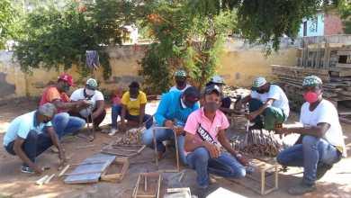 Photo of #Chapada: Curso de Beneficiamento de Cera amplia conhecimento de apicultores de comunidade em Boa Vista do Tupim
