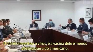 """Photo of #Vídeo: Facebook envia à CPI vídeo com fala de Guedes que havia sido apagado pelo governo; """"Chinês inventou o vírus"""""""