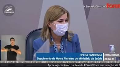 Photo of #AoVivo: Mayra Pinheiro, a 'capitã cloroquina', presta depoimento na CPI do Genocídio; siga aqui