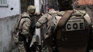 Photo of #Bahia: Operações contra crime organizado prendem 18 envolvidos com tráfico de drogas e assalto a banco