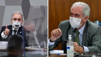 """Photo of #Vídeo: Ministro da Saúde do governo Bolsonaro é desmoralizado por Otto Alencar: """"Você não leu a bula das vacinas"""""""
