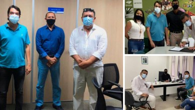 Photo of #Chapada: Prefeito de Boa Vista do Tupim assina termo para entrega de títulos para assentamentos e quer recuperação da BR-242