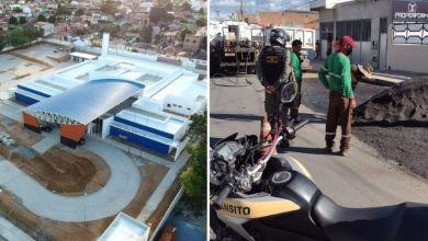 Photo of #Chapada: Infraestrutura do entorno da Policlínica Regional de Itaberaba está passando por reestruturação e inauguração se aproxima