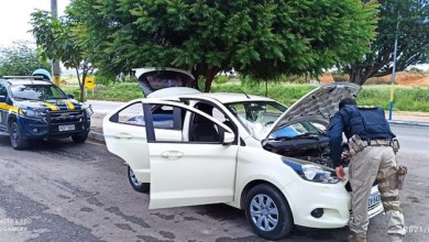 Photo of #Chapada: Homem é preso circulando com veículo roubado em trecho de Itaberaba e responderá por crime de receptação