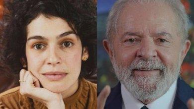 """Photo of #Brasil: Atriz Maria Flor diz que Lula """"é um tesão"""" durante encontro com ex-presidente pela primeira vez"""