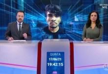 Photo of #Vídeo: Jornalista do SBT se confunde e chama 'serial killer do DF' de Lázaro Ramos