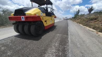 Photo of #Chapada: Governo vai restaurar a BA-220 entre os distritos de Tiquara e Brejão da Caatinga na região de Campo Formoso