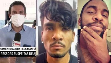Photo of #Brasil: GloboNews comete gafe e também confunde o matador de Goiás com o ator Lázaro Ramos