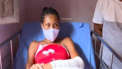 """Photo of #Salvador: Mulher que perdeu o bebê após ser baleada em ação da PM relembra que quando acordou de cirurgia """"achava que ainda estava grávida"""""""