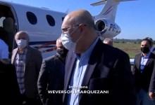 Photo of Exclusivo: ministro da Educação usa avião de empresa que fornece merenda escolar em visita ao interior paulista