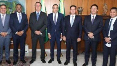 Photo of #Polêmica: Prefeito Bruno Reis aparece ao lado de Bolsonaro e Roma sem máscara durante encontro em Brasília