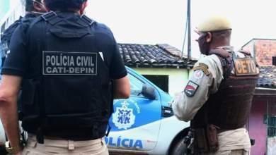 Photo of #Bahia: Homem que assassinou por conta de um isqueiro é capturado pela polícia na região oeste do estado
