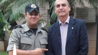 Photo of #Brasil: Policial militar que prendeu dirigente do PT por faixa 'Fora Bolsonaro Genocida' é afastado da função