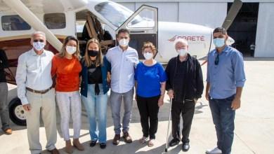 Photo of #Chapada: Voo inaugural entre Salvador e Mucugê é realizado e linha aérea deve garantir benefícios para a região