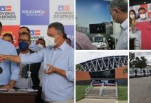 Photo of #Itaberaba: Rui Costa e Ricardo Mascarenhas entregam policlínica, ampliam acesso à saúde e anunciam novos serviços