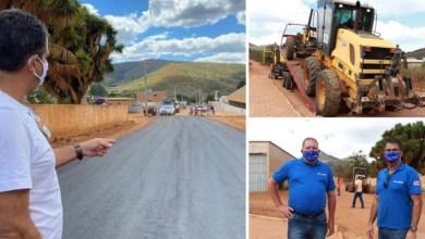 Photo of #Chapada: Mais de 225 km das estradas vicinais de Piatã receberam manutenção nesses primeiros meses de gestão