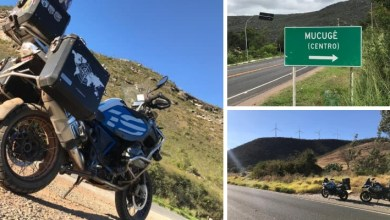 Photo of #Chapada: Após longa viagem, grupo de motociclistas chega à região para curtir as belezas naturais chapadeira