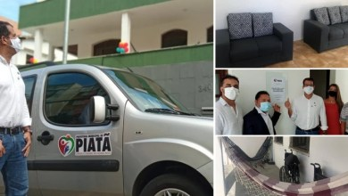 Photo of #Chapada: Prefeito Marcos Paulo inaugura Casa de Apoio a Saúde para pacientes do município de Piatã em Salvador