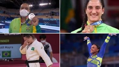 Photo of #Olimpíadas: Mayra leva bronze no judô e Rebeca Andrade conquista inédita prata na ginástica