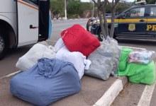 Photo of #Chapada: Roupas falsificadas de marcas internacionais são apreendidas pela PRF na região de Seabra