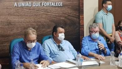 Photo of #Chapada: Assembleia de Consórcio Chapada Forte debate pautas para desenvolvimento e fomentação da agropecuária na região