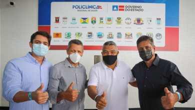 "Photo of #Itaberaba: ""Amplia acesso a procedimentos clínicos complexos na Chapada"", diz Marcelinho sobre policlínica"