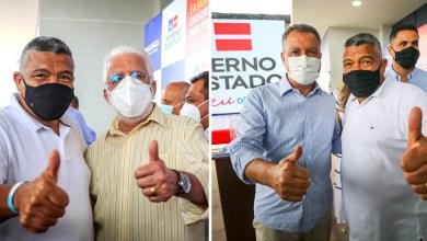 Photo of #Chapada: Durante inauguração de Policlínica em Itaberaba, Valmir defende legado e continuidade do governo do PT na Bahia