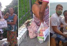 Photo of #Salvador: Movimento de Ação e Inclusão Social completa mais um ciclo de entregas de cestas básicas para famílias da capital
