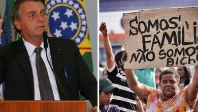 Photo of #Polêmica: Bolsonaro veta projeto que suspendia despejo de pessoas em imóveis por aluguel atrasado durante a pandemia