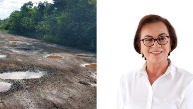 Photo of #Chapada: Deputada do PT pede cascalhamento da rodovia BA-422 na região do município de Morro de Chapéu