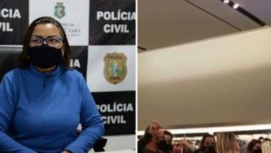 Photo of #Brasil: Delegada denuncia racismo em loja de shopping em Fortaleza; ela foi barrada ao tentar entrar no estabelecimento