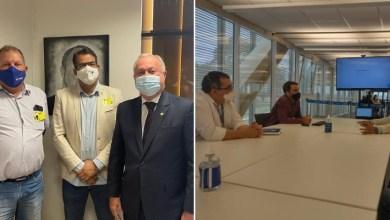 Photo of #Chapada: Prefeito de Piatã viaja a Brasília para buscar novos recursos para o município chapadeiro