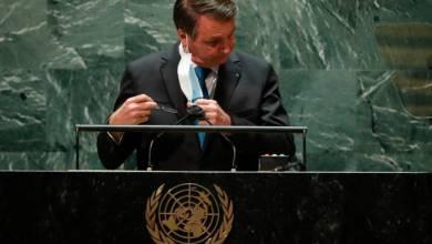 """Photo of #Mundo: Imprensa internacional ignora discurso de Bolsonaro na ONU; """"Momentos embaraçosos"""""""